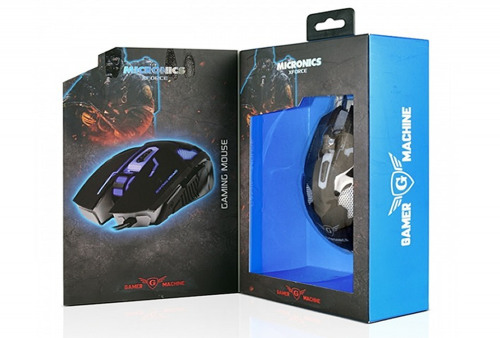 Mouse Gamer Micronics Xforce MIC M837