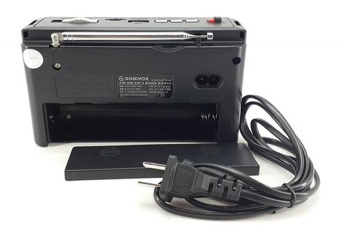 Radio Portatil SoniVox VS-R1437USB