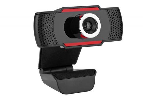Camara Web Full HD con Microfono Incluido
