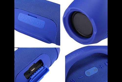 Parlante Bluetooth Booms Box Mini E10