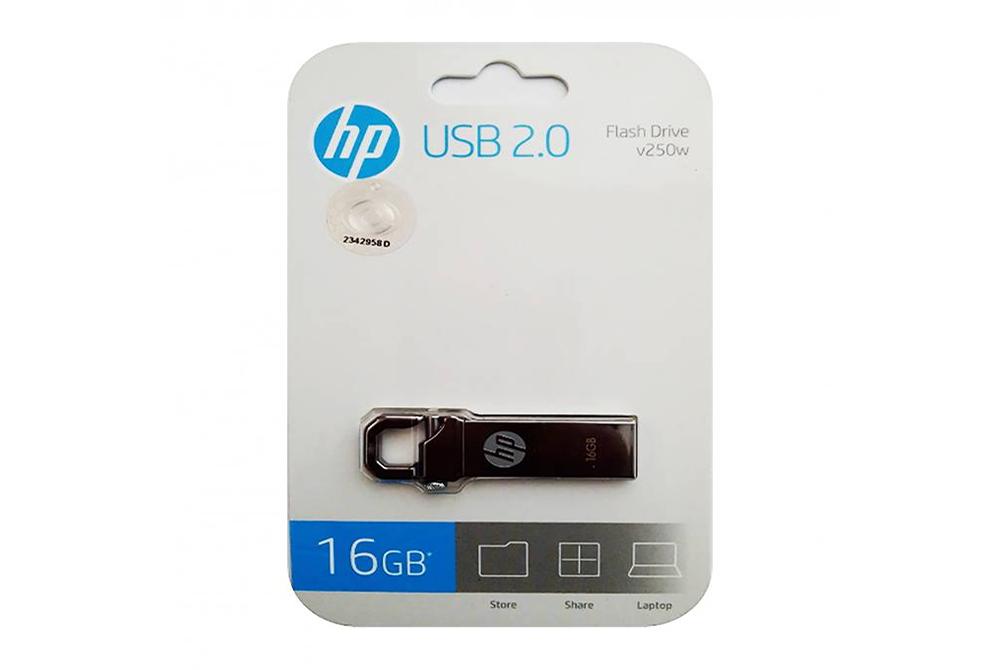 Memoria USB HP - 16GB Metal V250W