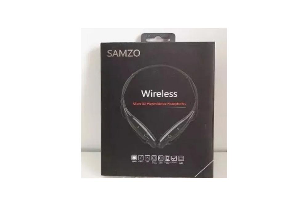 AUDIFONO BLUETOOTH SMARTH SAMZO