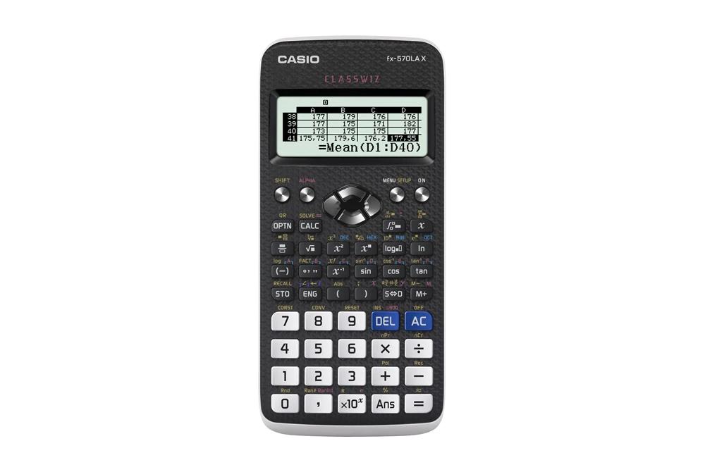 Calculadora Cientifica Casio FX-570LA X