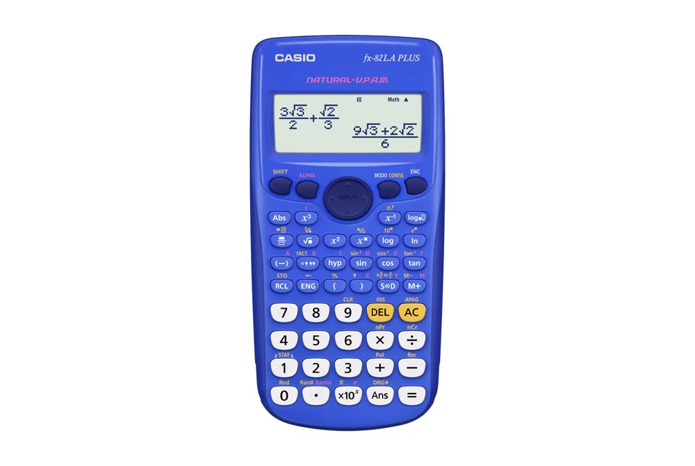 Calculadora Cientifica Casio FX-82LA PLUS