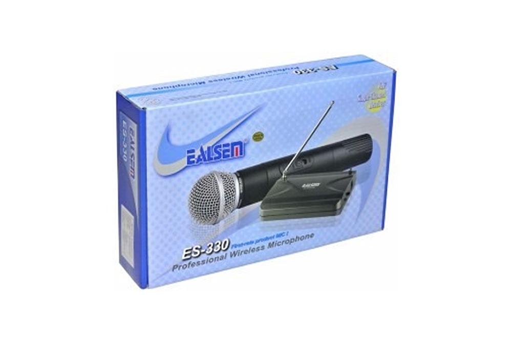 Microfono Ealsen Inalambrico ES-330