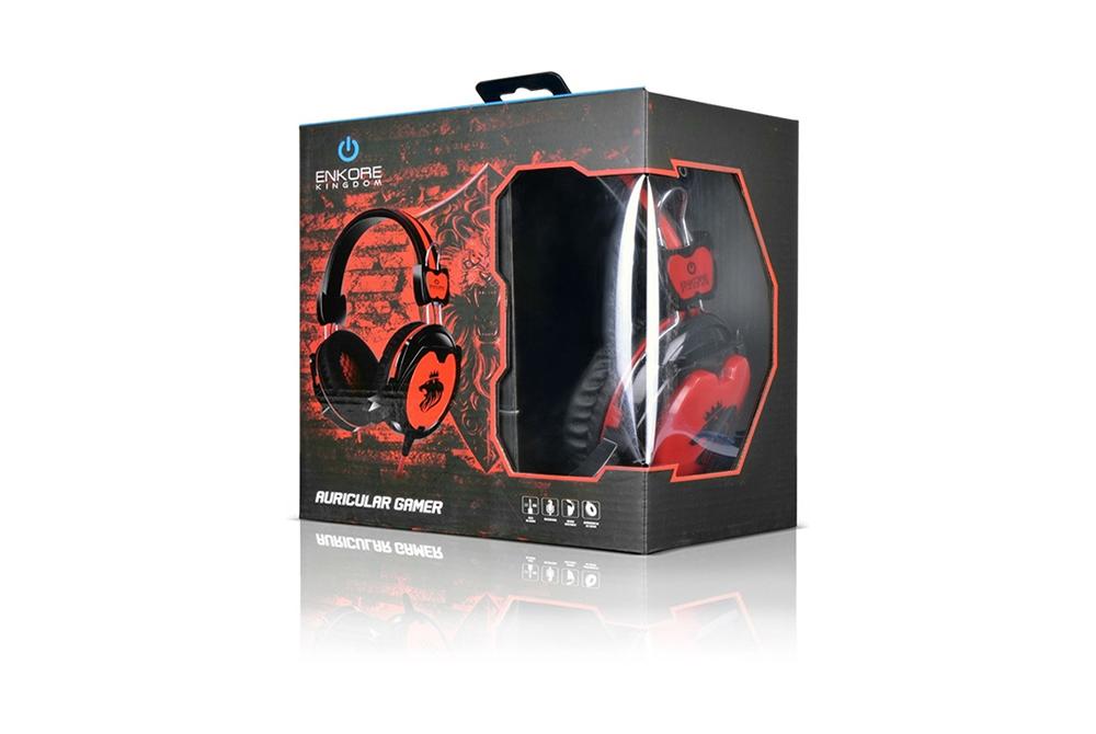 Audifonos Gamer Enkore EKHG 1000