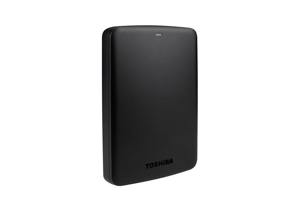 Disco Duro Portatil  Toshiba Canvio Basic 3 TB USB 3.0