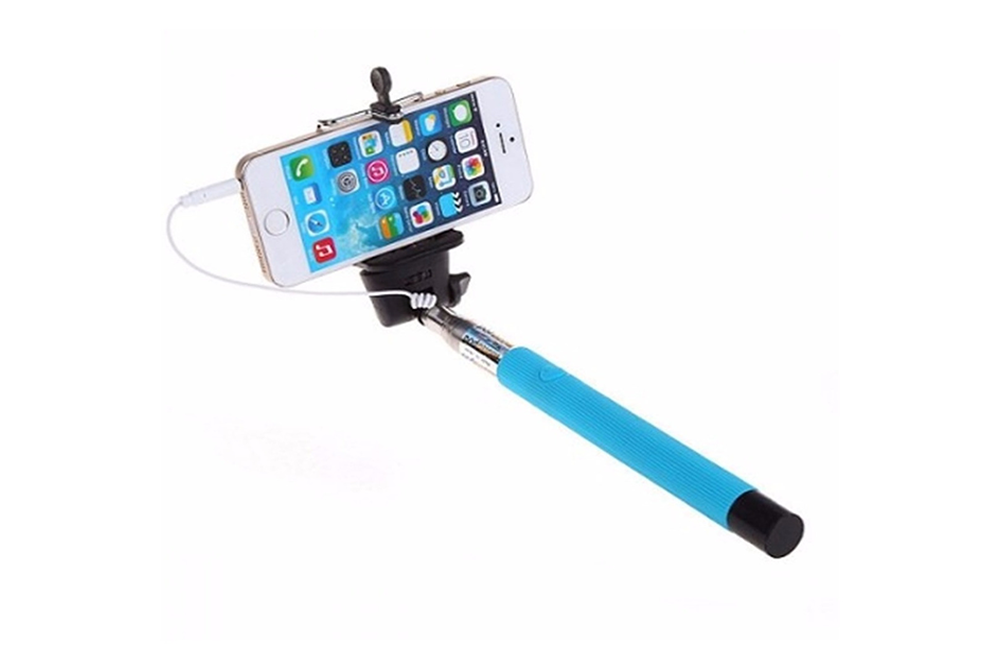 Monopod Selfie con Control boton en el mango