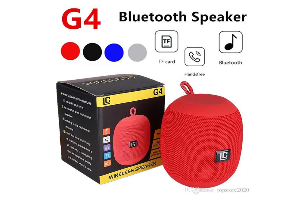 Parlante G4 Wireless Speaker