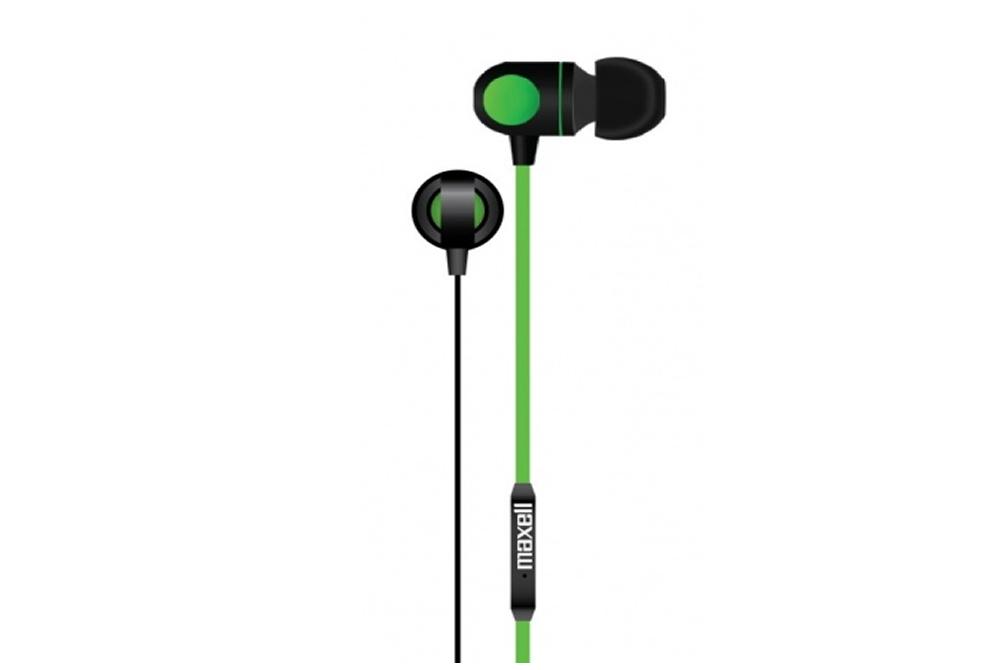 Audifono Maxell Dot Metal Manos Libres Earbuds DOT-8