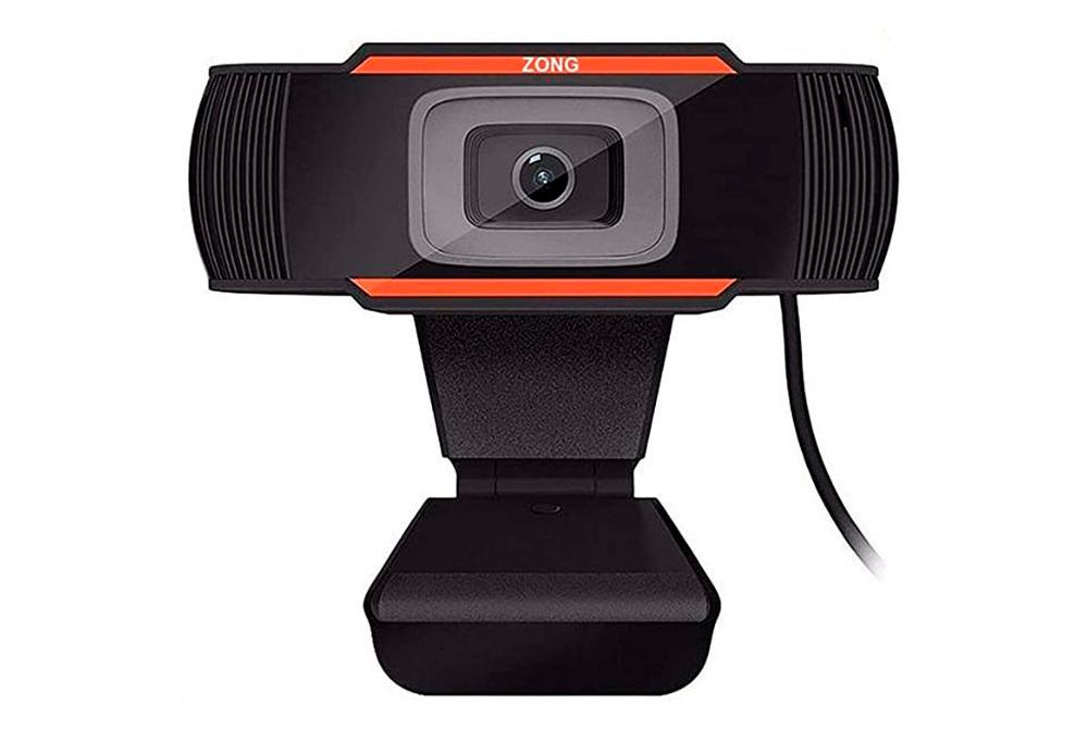 Camara Web HD con Microfono