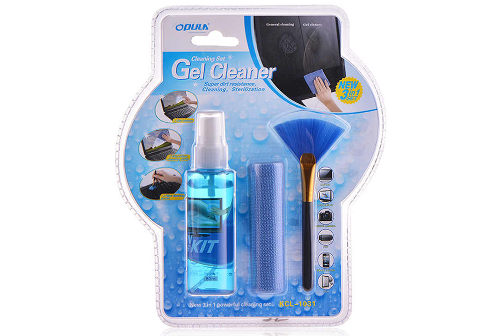 Limpiador de Pantalla LCD Opula KCL-1031