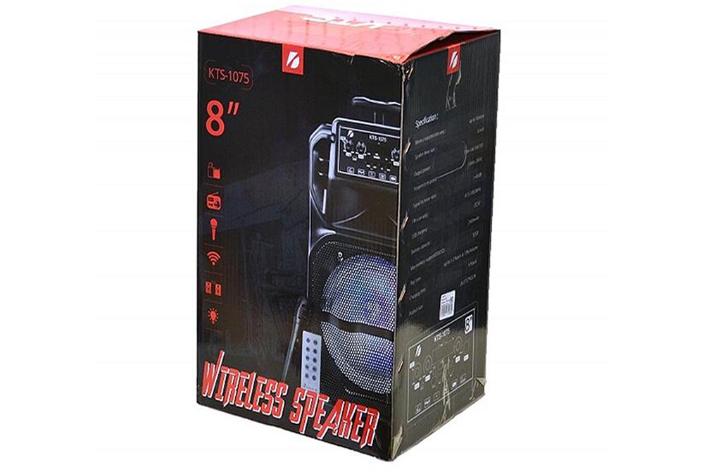 Parlante Bluetooth KTS-1075
