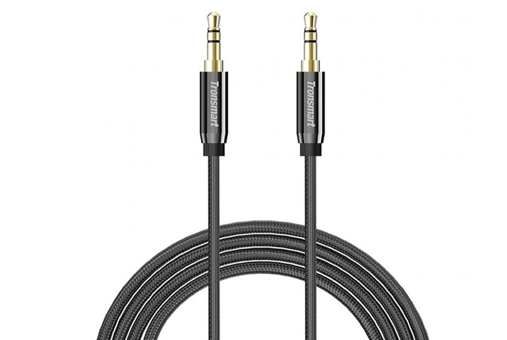 Cable Auxiliar Tronsmart  Pack 1.2 M y 2.4 M Cable Premiun