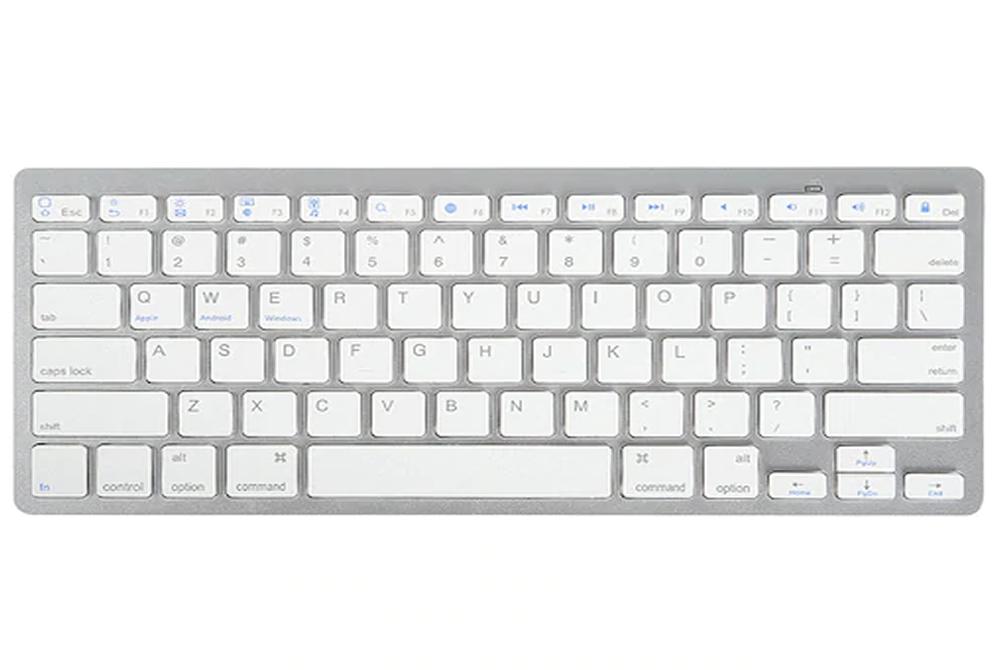 Teclado Inalambrico Bluetooth para PC, Laptop BK3001