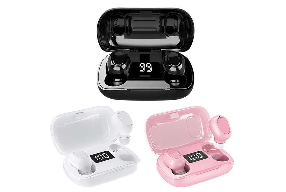 Audifono Bluetooth 5.0 TWS-L21 Pro Tipo Samsung