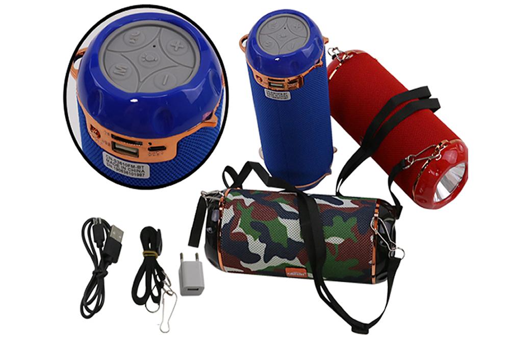 Parlante Bluetooth Cafini CN-S3610FM-BT