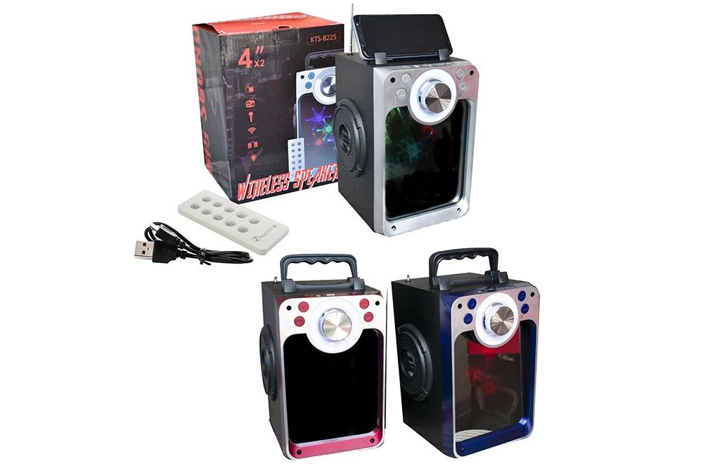 Parlante KTS-822S Bluetooth