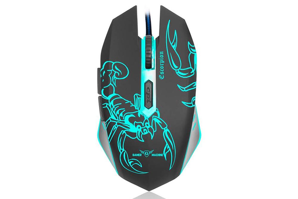 Mouse Micronics Scorpion MIC M660