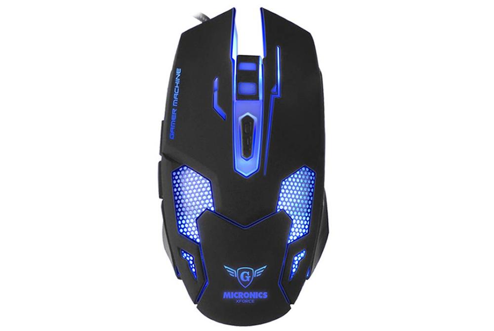 Mouse Gamer Micronics Xforce MIC M837