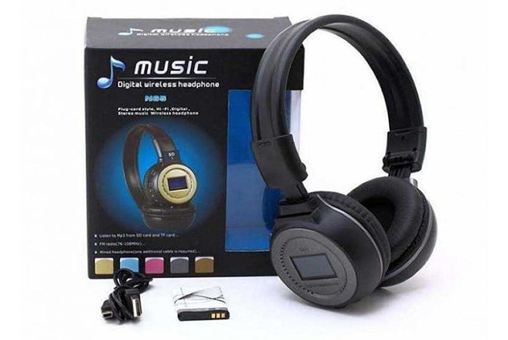 Audifono Bluetooth Music Digital N-65BT