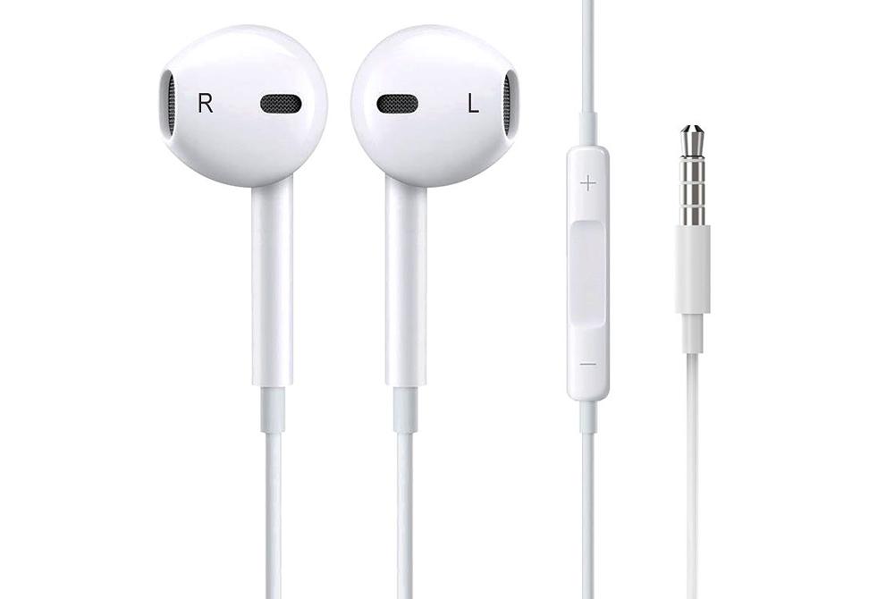 Audifono EarPods Con Plug para Iphone MNHF2ZMA