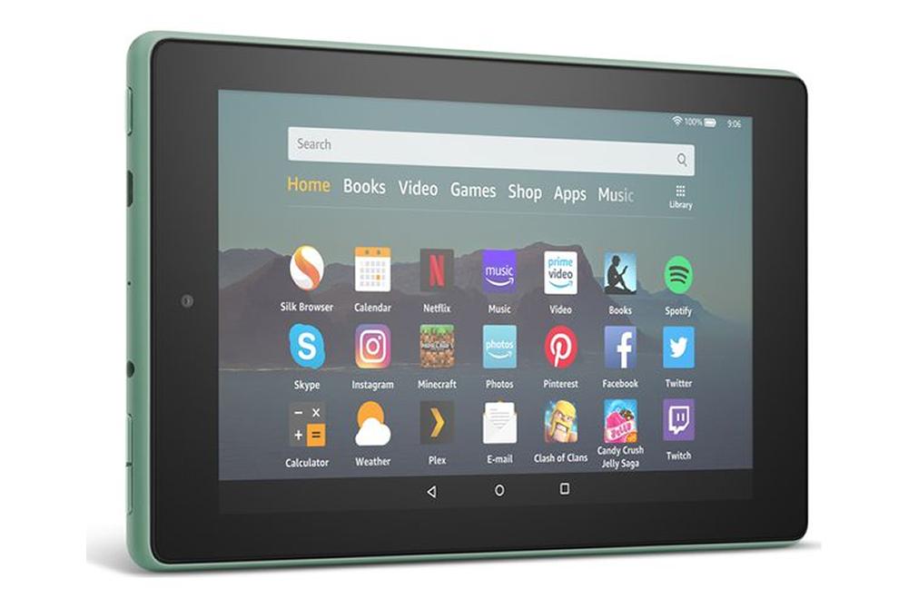 Tablet Kindle Amazon Fire 7 con Alexa 16GB