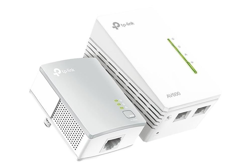 Extensor TP-LINK PowerLine Wifi TL-WPA4220 Av600 a 300 Mbps