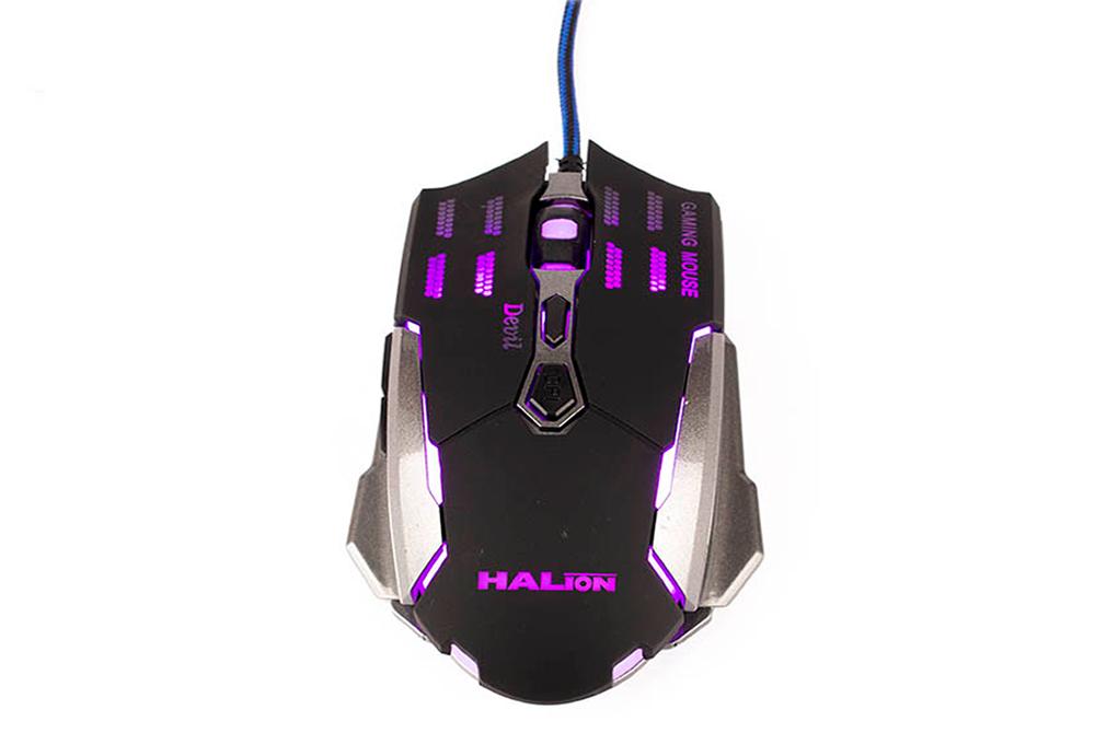 Mouse Gamer Halion HA-M908 Devil
