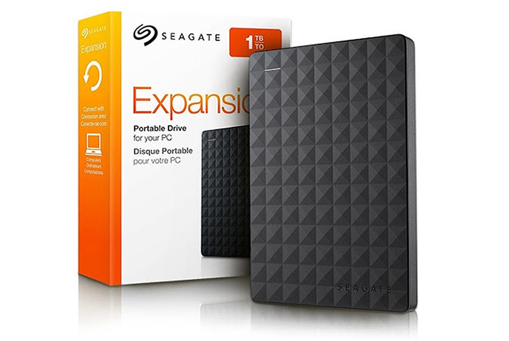 Disco Duro Externo Seagate Expansion 1TB 3.0