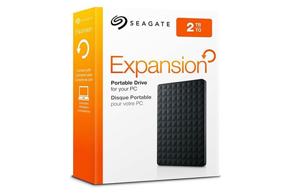 Disco Duro Externo Seagate Expansion 2TB 3.0