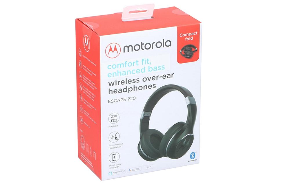 Audífono Bluetooth Motorola Escape 220