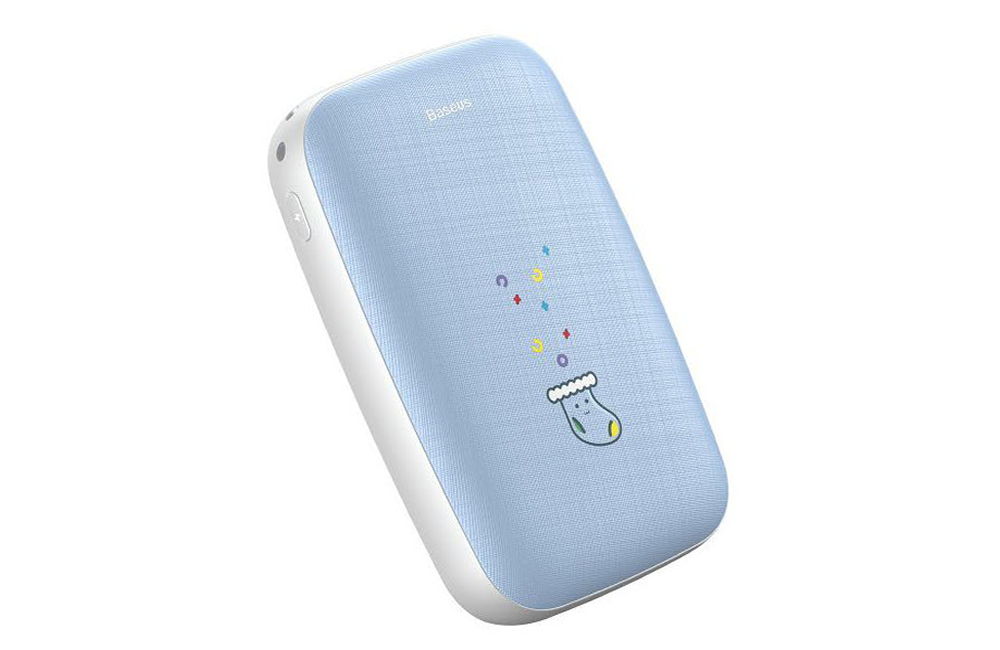 Cargador Portatil Baseus Mini Q Hand Warmer