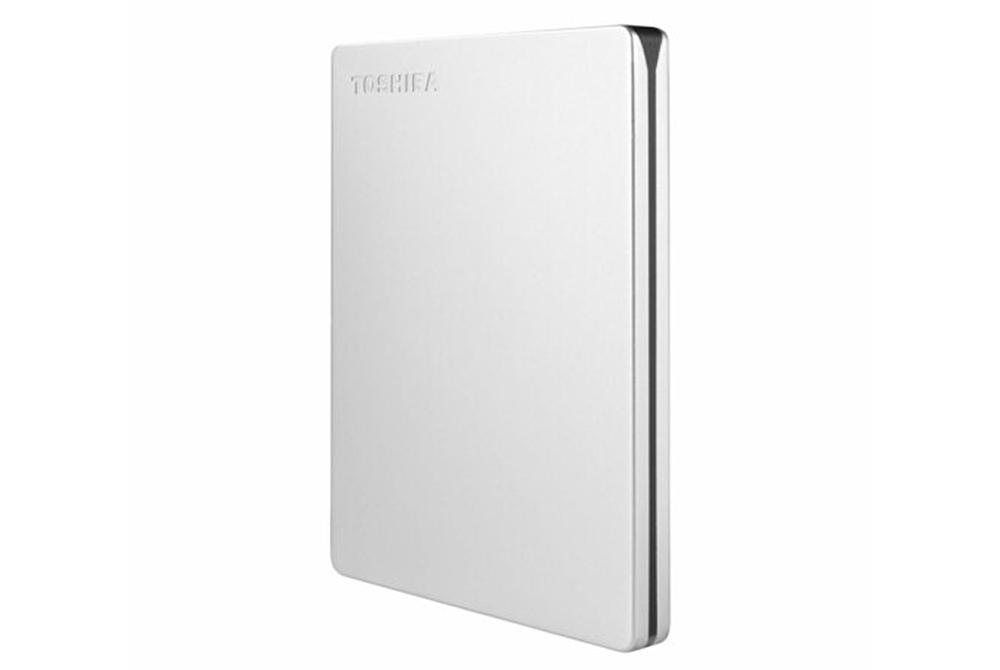 Disco Duro Externo Toshiba Canvio Slim 1 TB - 3.0