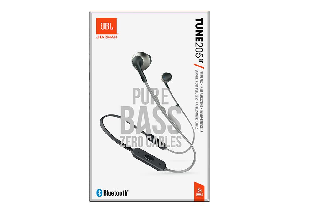 Audifono Bluetooth JBL Tune205BT