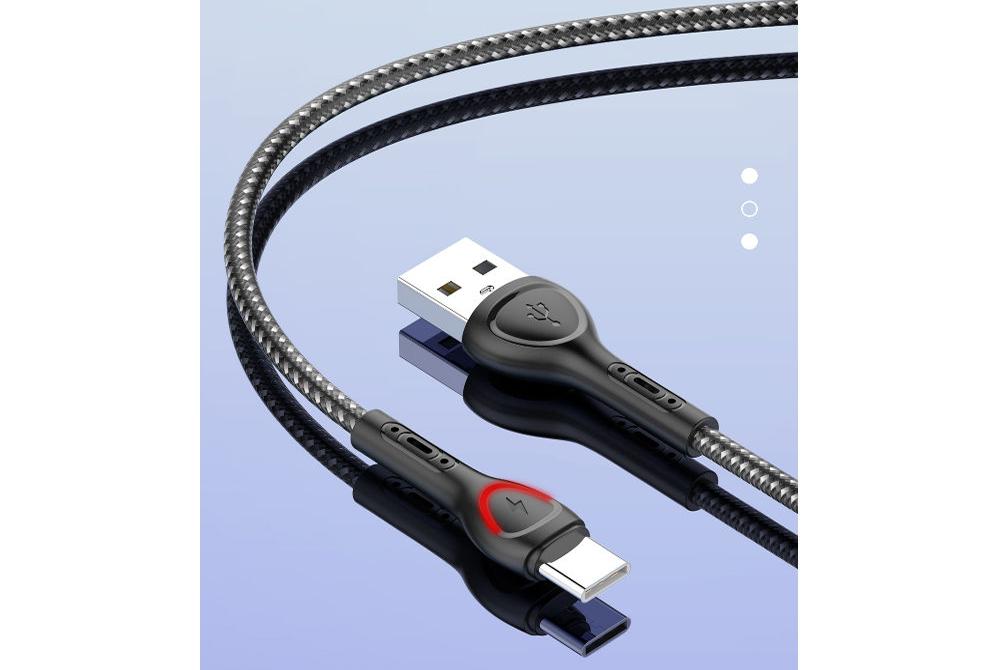 Cable de Datos Ldnio LS482  2M Tipo C