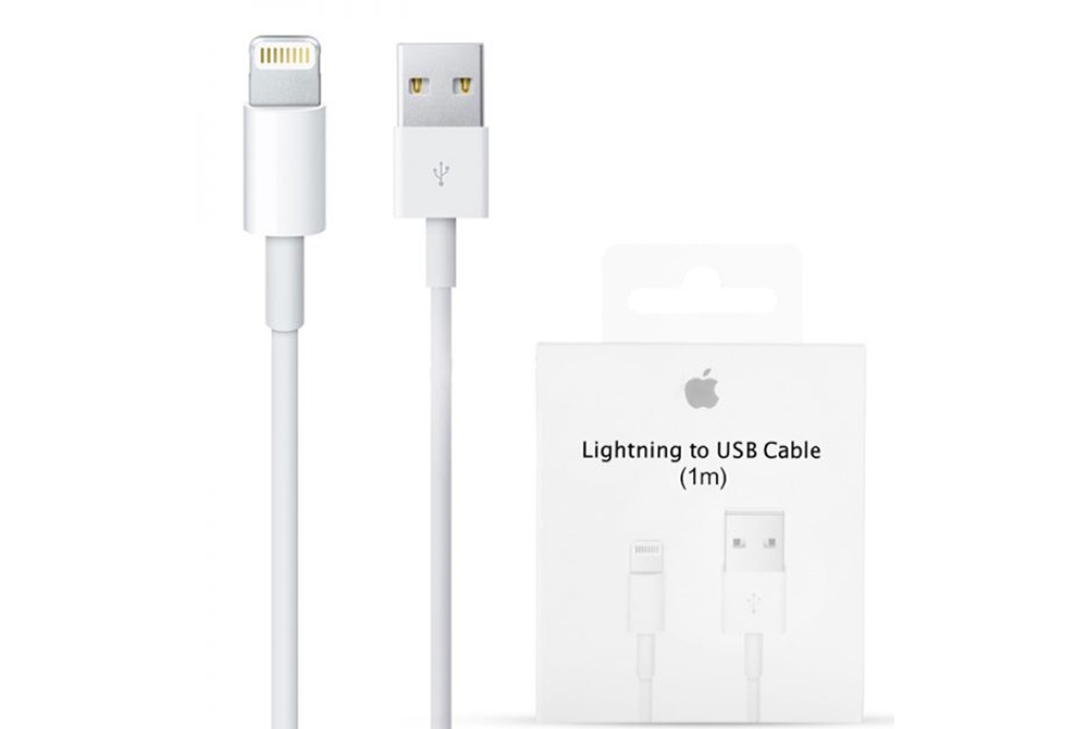Cable Para Iphone 1M  Lightning 5.0 A