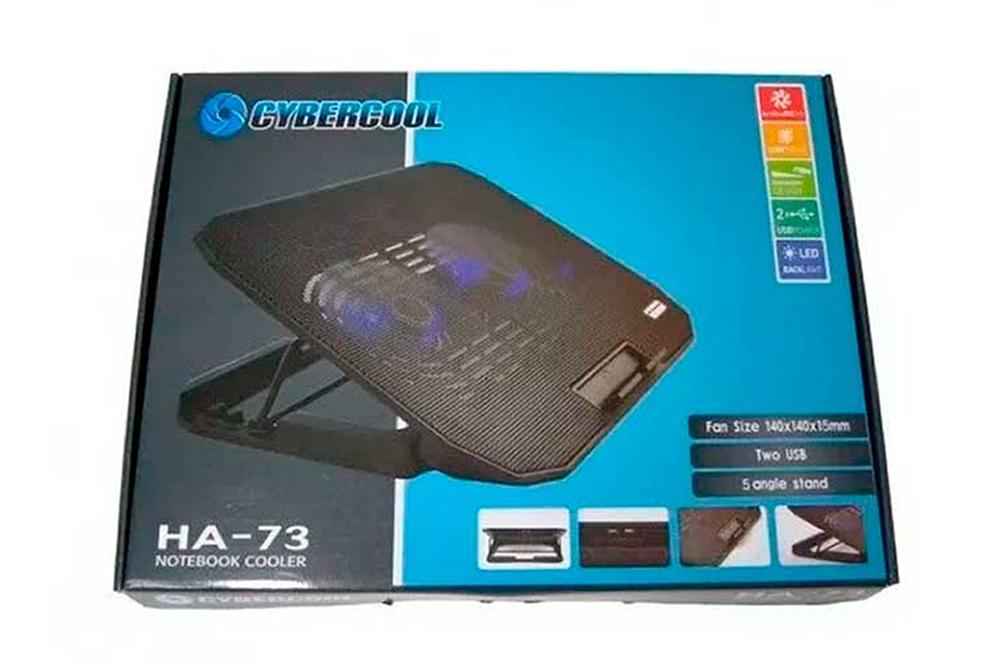 Cooler para Laptop Cybercool HA-73