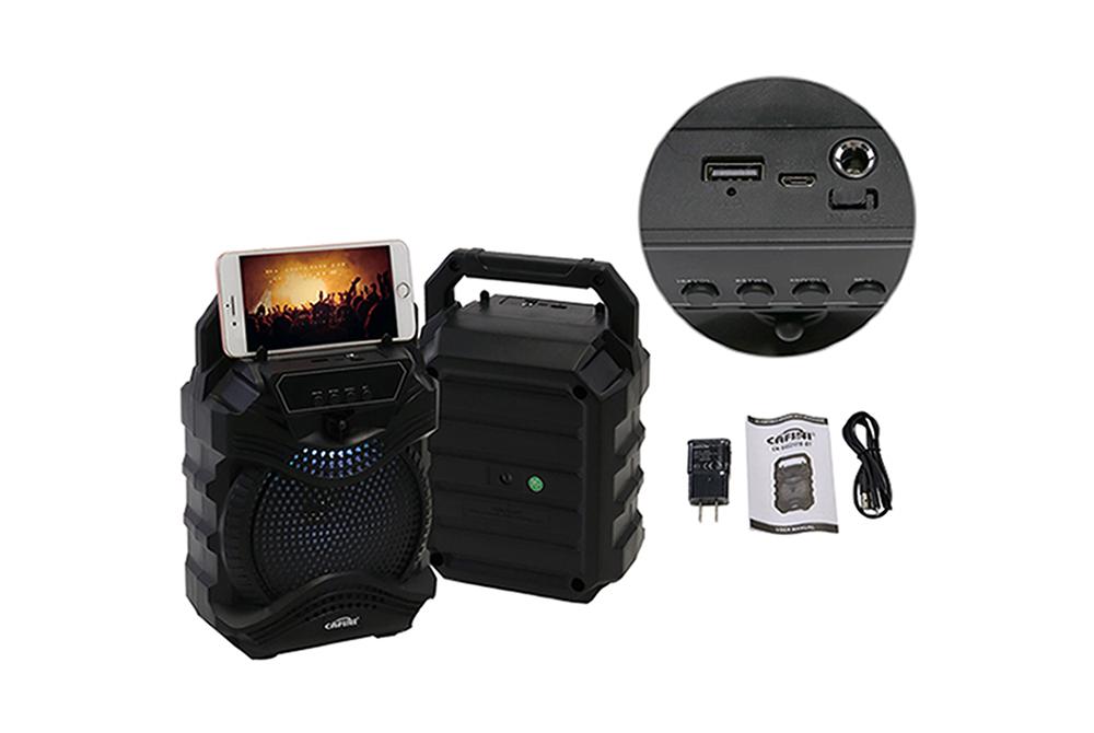 Parlante Bluetooth Cafini CN-S4821FM-BT