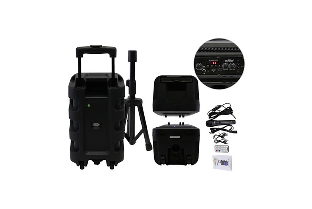 Parlante Bluetooth Cafini CN-S2746FM-BT-Z