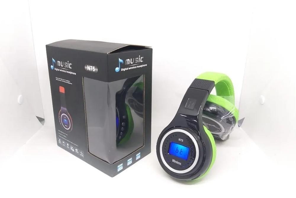 Audifonos Bluetooth N75BT