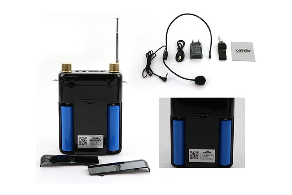 Parlante Bluetooth Cafini CN-AS1543FM-BT