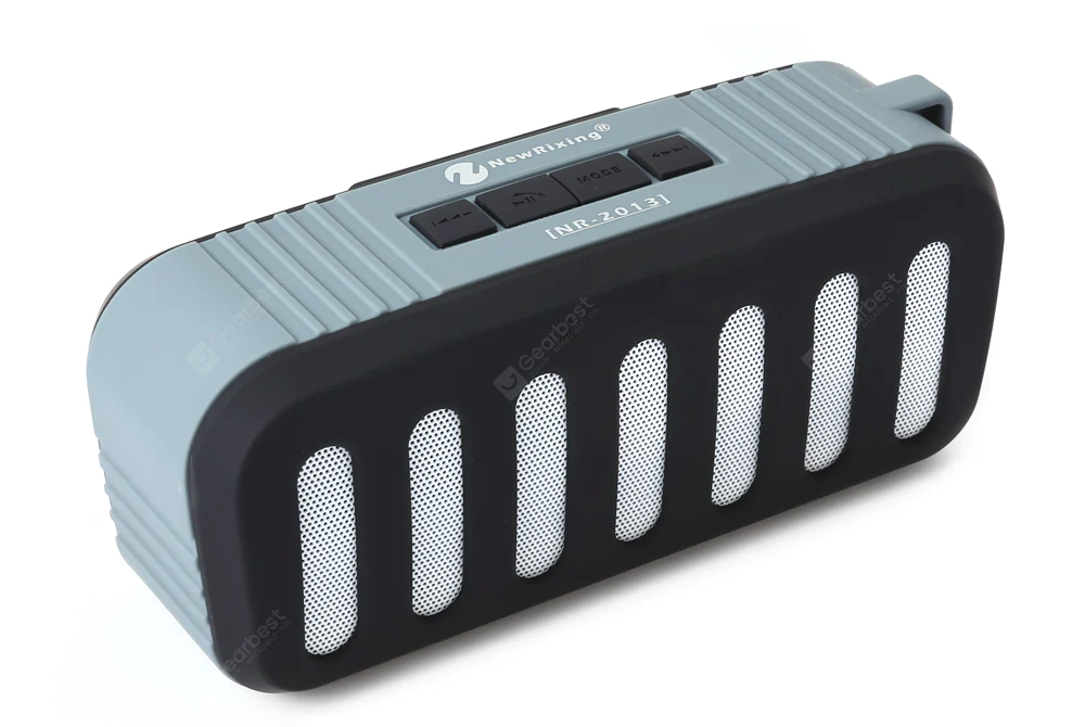 Parlante Bluetooth New Rixing NR-2013