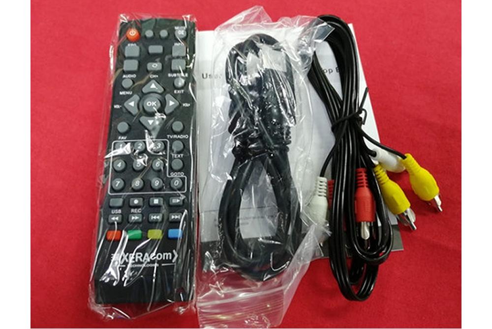 Sintonizador de TV Digital Full HD Xeracom