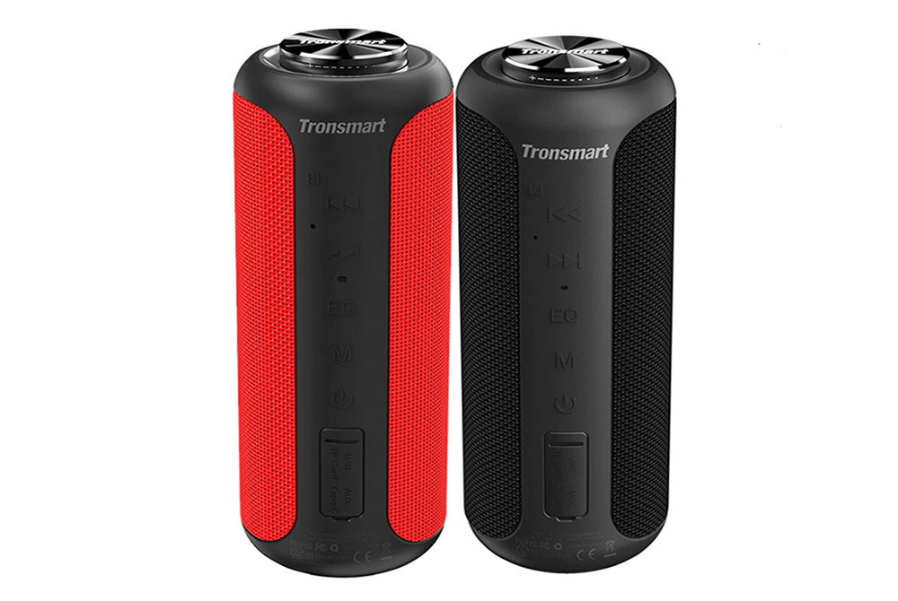 Parlante Bluetooth Tronsmart T6 Plus Upgraded Edition 40W
