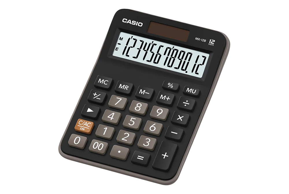 Calculadora 12 Digitos Casio MX-12B