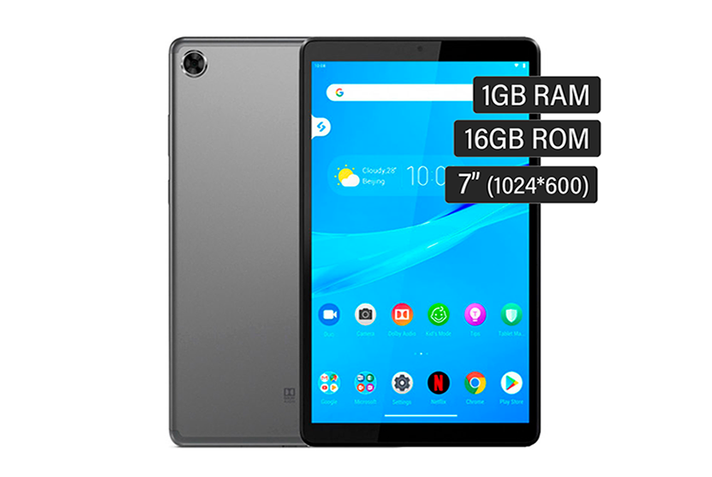 Tablet Lenovo M7 1GB RAM 16GB