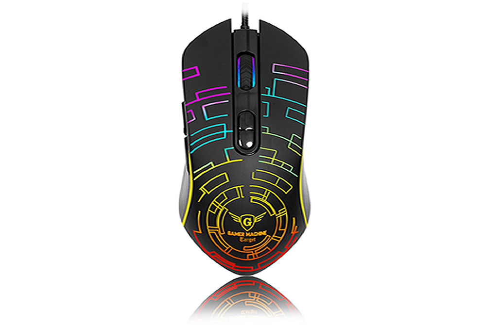 Mouse Gamer Micronics Target MIC M817