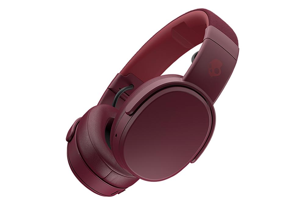Audífono Bluetooth Skullcandy Crusher Wireless - Rojo
