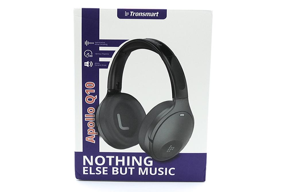 Audifonos Bluetooth Tronsmart Apollo Q10 - 100 Hrs